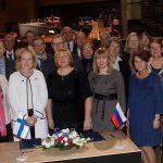 55. kokous Kotkassa Suomessa