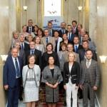Komission 52. vuosikokous Pietarissa 19.-20.8.2014.