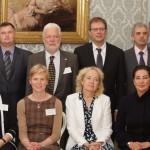Участники 51-ой сессии Совместной комиссии, Хельсинки, 20 сентября 2013 г.