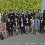 Участники 44-й Сессии Комиссии (14-16 августа 2006 года). Г. Петрозаводск, Россия, 15 августа 2006 года.